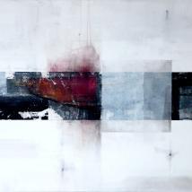 Gedankenfluss, 100 x 120 cm