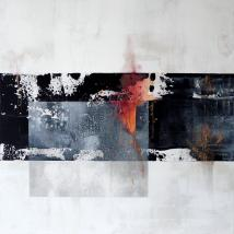Passage I, 60 x 60 cm