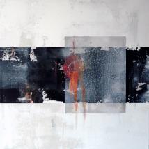 Passage II, 60 x 60 cm